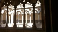 Courtyard mezzinine